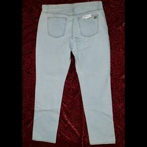 Joe's Jeans 34 The Smith High Rise Straight Ankle